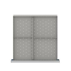 "CLDR104-75 - Image-1 - CL 2"" Drawer Divider Kit, 4 Storage Compartments"