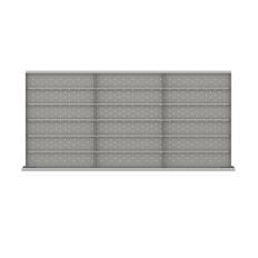 """DWDR-LR518-75 - Image-1 - DW 2"""" Drawer Divider Kit, 18 Storage Compartments"""