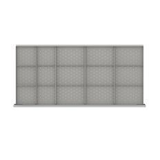 "DWDR415-150 - Image-1 - DW 5"" Drawer Divider Kit, 15 Storage Compartments"