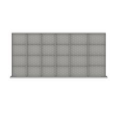 "DWDR524-150 - Image-1 - DW 5"" Drawer Divider Kit, 24 Storage Compartments"