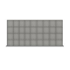 "DWDR836-150 - Image-1 - DW 5"" Drawer Divider Kit, 36 Storage Compartments"