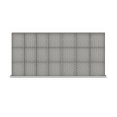"DWDR621-250 - Image-1 - DW 9"" Drawer Divider Kit, 21 Storage Compartments"