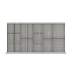 "HDR617-75 - Image-1 - HS 2"" Drawer Divider Kit, 17 Storage Compartments"