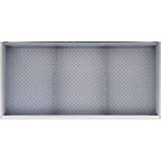 "HDR-LR203-200 - Image-1 - HS 7"" Drawer Divider Kit, 3 Storage Compartments"