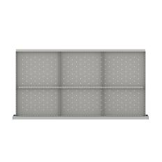 "HDR-LR106-200 - Image-1 - HS 7"" Drawer Divider Kit, 6 Storage Compartments"