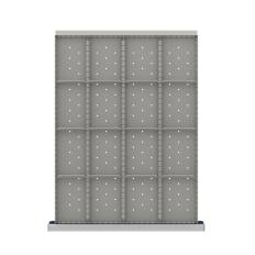 "MPDR316-150 - Image-1 - MP 5"" Drawer Divider Kit, 16 Storage Compartments"