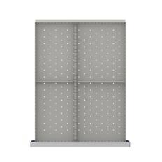 "MPDR104-200 - Image-1 - MP 7"" Drawer Divider Kit, 4 Storage Compartments"