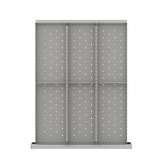 "MPDR206-200 - Image-1 - MP 7"" Drawer Divider Kit, 6 Storage Compartments"