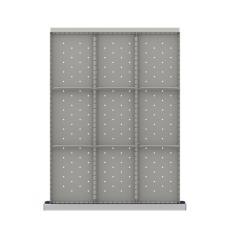 "MPDR209-200 - Image-1 - MP 7"" Drawer Divider Kit, 9 Storage Compartments"