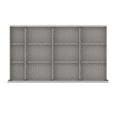 """MWDR312-250 - Image-1 - MW 9"""" Drawer Divider Kit, 12 Storage Compartments"""