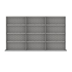 "MWDR-LR312-100 - Image-1 - MW 3"" Drawer Divider Kit, 12 Storage Compartments"