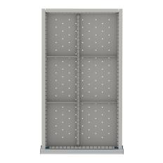 "NWDR106-300 - Image-1 - NW 11"" Drawer Divider Kit, 6 Storage Compartments"