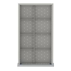 "NWDR108-150 - Image-1 - NW 5"" Drawer Divider Kit, 8 Storage Compartments"