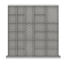 "DR4AD-75 - Image-1 - SC 2"" Drawer Divider Kit, 26 Storage Compartments"