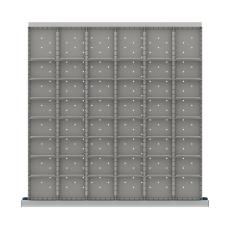 "DR548-75 - Image-1 - SC 2"" Drawer Divider Kit, 48 Storage Compartments"