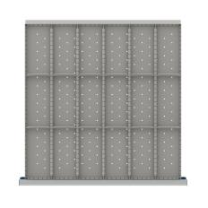 "DR518-100 - Image-1 - SC 3"" Drawer Divider Kit, 18 Storage Compartments"