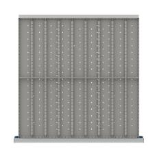 "DR818-100 - Image-1 - SC 3"" Drawer Divider Kit, 18 Storage Compartments"