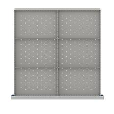 "DR106-100 - Image-1 - SC 3"" Drawer Divider Kit, 6 Storage Compartments"
