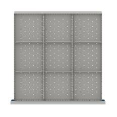 "DR209-100 - Image-1 - SC 3"" Drawer Divider Kit, 9 Storage Compartments"