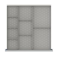"DR3AD-250 - Image-1 - SC 9"" Drawer Divider Kit, 9 Storage Compartments"