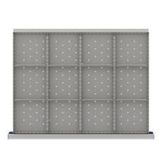 "SDR312-75 - Image-1 - ST 2"" Drawer Divider Kit, 12 Storage Compartments"
