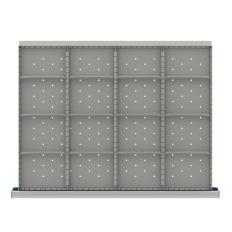 "SDR316-75 - Image-1 - ST 2"" Drawer Divider Kit, 16 Storage Compartments"