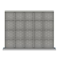 "SDR420-100 - Image-1 - ST 3"" Drawer Divider Kit, 20 Storage Compartments"