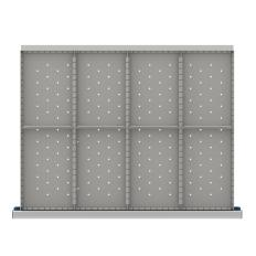 "SDR308-100 - Image-1 - ST 3"" Drawer Divider Kit, 8 Storage Compartments"