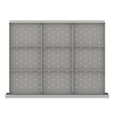 "SDR209-100 - Image-1 - ST 3"" Drawer Divider Kit, 9 Storage Compartments"