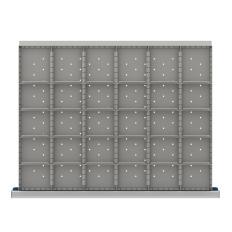 "SDR530-200 - Image-1 - ST 7"" Drawer Divider Kit, 30 Storage Compartments"