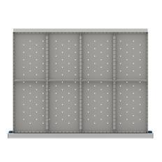 "SDR308-200 - Image-1 - ST 7"" Drawer Divider Kit, 8 Storage Compartments"