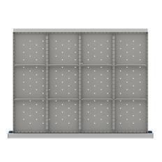 "SDR312-250 - Image-1 - ST 9"" Drawer Divider Kit, 12 Storage Compartments"