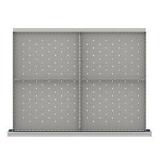 "SDR104-250 - Image-1 - ST 9"" Drawer Divider Kit, 4 Storage Compartments"