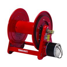 "RC-AA33112-L6A - Image-1 - 3/4""x100' Capacity, 4 HP AIR Motor Reel"