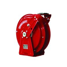 "RC-DP7800-OLP - Image-1 - 1/2""x50', 500 PSI, Air Or Water Reel, No Hose"
