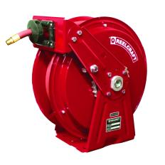 "RC-DP7450-OLP - Image-1 - 1/4""x50', 300 PSI, Air Or Water Reel with Hose"