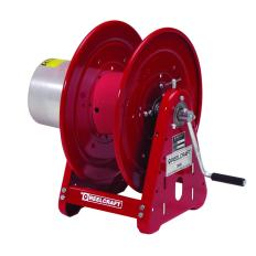 RC-LC312-123 - Image-1 - 12-3 Wire, 30 Amp, 200', Hand Crank Electric Cord Reel, No Cord
