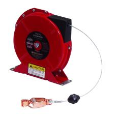 RC-G-3050 - Image-1 - Grounding Reel With 50' Stranded Steel Cable