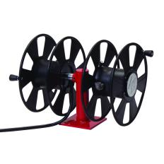 RC-T-2735-2-0 - Image-1 - Dual Side-By-Side Hose / Power Cable Reels