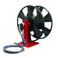 RC-T-1460-0 - Image-1 - 200' Of #2/0, Arc Welding Cable Reel, Manual Crank