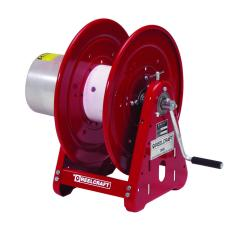 RC-CEA30012 - Image-1 - 300' Of #2/0, Arc Welding Cable Reel, Manual Crank