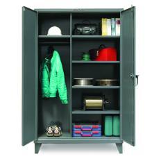 ST-56-W-245 - Image-1 - 60x24x72 Wardrobe Cabinet