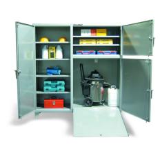 ST-66-DS-247/RAMP - Image-1 - 72x24x72 Vac Door All-Purpose Ramp Cabinet