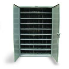 ST-46-298PH-54VD-SB - Image-1 - 48x29x72 Metal Bin Storage