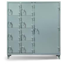 ST-66-1/2DS-4TMT-244 - Image-1 - 72x24x72 Combination Locker