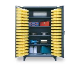 ST-36-BS-244-SS - Image-1 - 36x24x72 4-Shelf Bin Cabinet