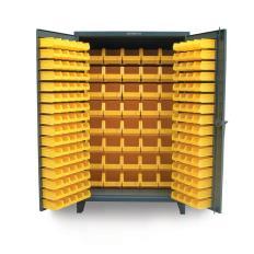 ST-36-BB-240 - Image-1 - 36x24x72 Bin Cabinet, All Bins