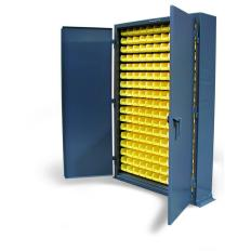 ST-46-BSC-100 - Image-1 - 48x10x72 Slim Line Bin Storage