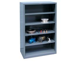 ST-36-CSU-204 - Image-1 - 36x20x72 Closed Shelving Unit