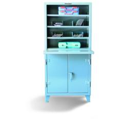 ST-56-CMT-244 - Image-1 - 60x24x72 Combination Manual/Tool Cabinet